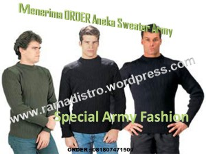 sweater Army