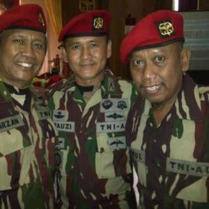 perlengkapan TNI murah