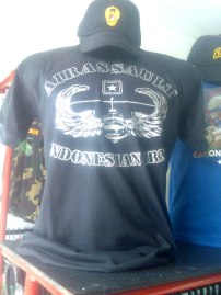 T-Shirt Htm Oblong Air Assault Oblong