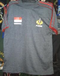 t-shirt Misty Liss Adidas Raider Merah Putih Misty GLP