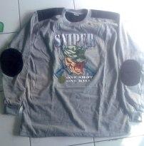 T-Shirt Busa Tembak Sniper Misty