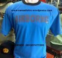 t-shirt army murah ramadistro kualitas bagus