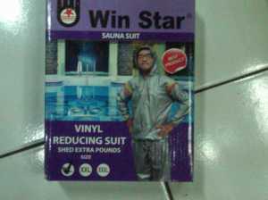 Baju Sauna Import Winstar