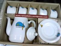 Cofee Set Polisi Militer