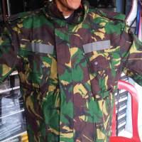 Jaket Loreng Aceh Jatah ASli TNI