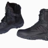 Sepatu DELTA Black Colour