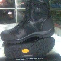 Sepatu Pdl Blackhawk Black Colour