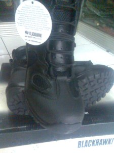 Sepatu Pdl Blackhawk