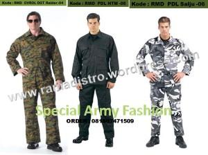pdl Army