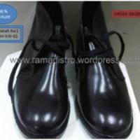 Sepatu PDH Original TNI jatah Kualitas No 1  Moulding press outsole 100% kulit Luks (Army Shoes)
