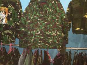 jaket loreng nkri baru