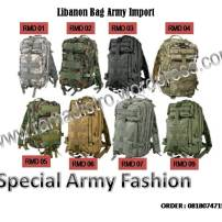 Tas bagpack Libanon Import Full Colour