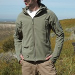 Jaket TAD GEAR OD Green