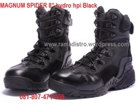 """magnum spider 8"""" hydro Hpi Black"""