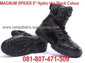 magnum spider hydro hpy black ramadistro