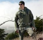TAD-V-4-0-Men-s-Outdoor-Hunting-Camping-Fleeces-Coats-Jacket-Hoody-EMS-4 od greesn5-Black