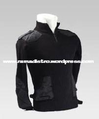 RMD-05 Sweater Hitam