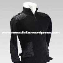 RMD-05 Sweater Hitam