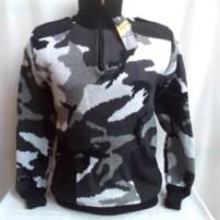 RMD-04 Sweater Loreng Salju