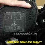 Lidah sepatu bagian dlm Delta Forge Made In Usa