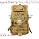 Bagpack R9900 Top Tactical TAN GURUN