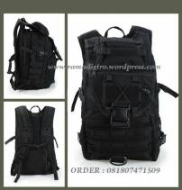 Bagpack R9900 Top Tactical Hitam