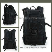 Bagpack R9900 Top Tactical Hitam
