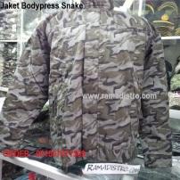 JAket Bodypress Snake two