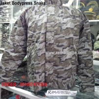 JAket Bodypress Snake two