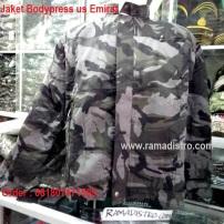 Jaket bodypress Us emirat