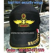 topi jaring htm security wings