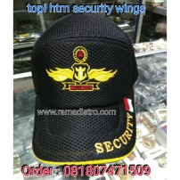 topi jaring htm security wings