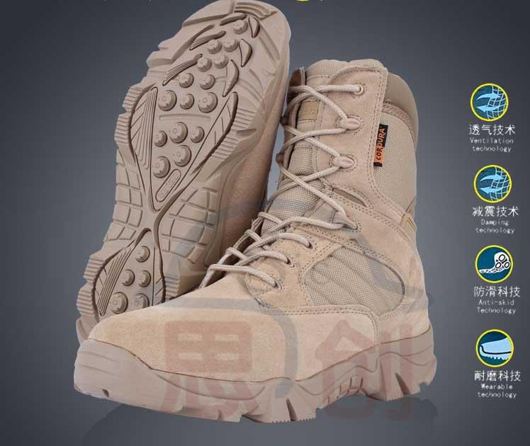 Jual Grosir Sepatu Delta Import Delta Tactical Boots