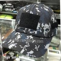 Jual aneka Topi Velcro tactical berbagai macam loreng dan corak